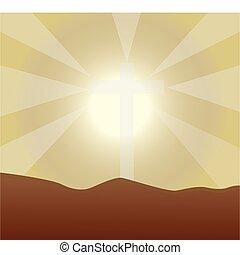 background sunlight