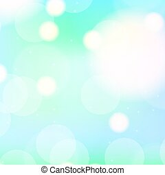 Background template design with blue light