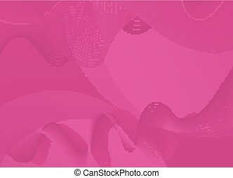 Background template with pink abstract pattern