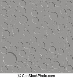 Background texture craters of the moon