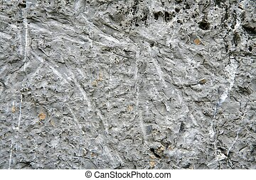 Background texture gray limestone surface