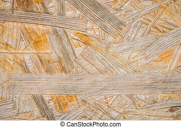 Background texture of a wooden wall panel