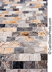 Background texture of Marble floors