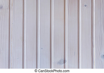 Background texture of white wooden wall
