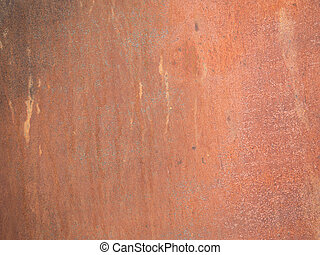 Background / Texture: rusty metal