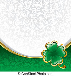 Background to St. Patrick's Day