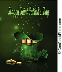 Background to the St Patricks Day