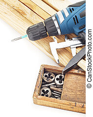 tools - background to the tools and boards