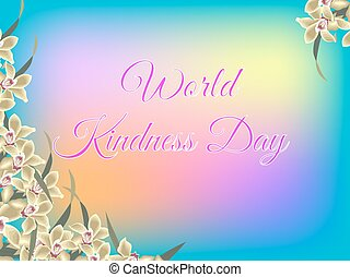 Background to the World Kindness Day