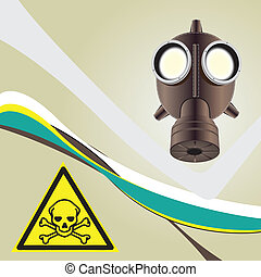 Background toxic danger