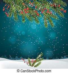 Background tree decor-04
