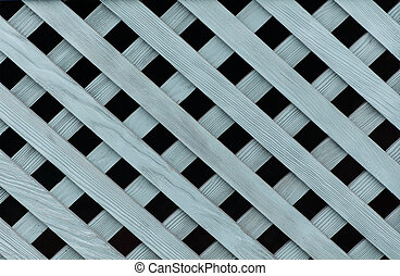 background tree grille blue cross
