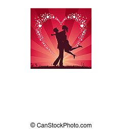 Valentine's Day - Background Valentine's Day