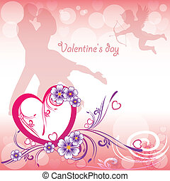 Background Valentine's Day