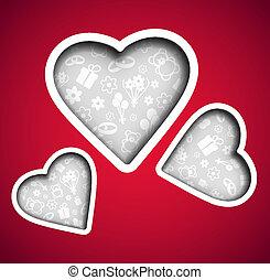 Background Valentine's Day