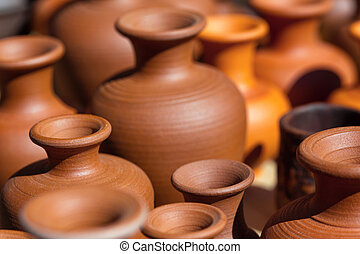 vase - background vases stacked group