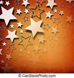 background/, vindima, grunge, estrelas