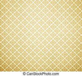Background wallpaper - Floral wallpaper pattern light yellow...