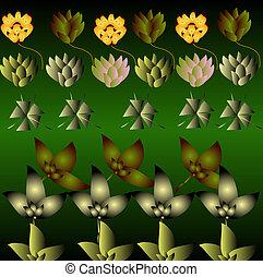 automn flowers