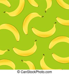 Background With Banana