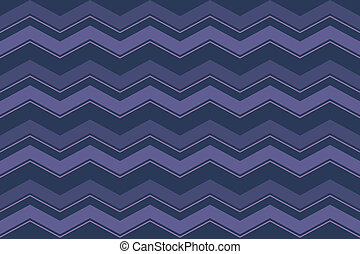 Background with Chevron Pattern