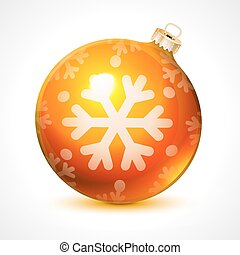 Background with Christmas balls. Eps 10