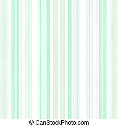 Background with colorful green  and white stripes