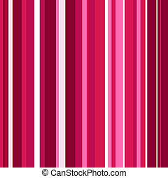 Background with colorful pink and white stripes