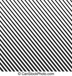 Background with diagonal black and white lines