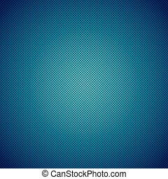 background with diamond pattern, blue metal carbon