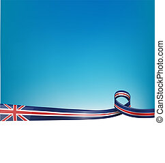 background with england flag - background with england flag...