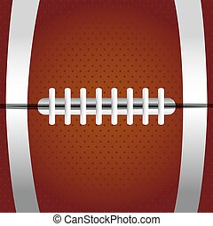 background with football ball texture