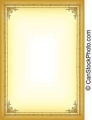 Background with frame - Background to the frame and the ...