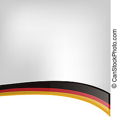 background with germany flag