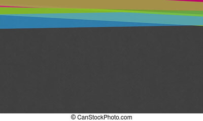 Background with lines, Video Animation