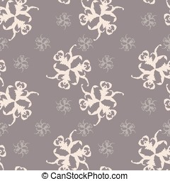 background with pattern in abstract style_52