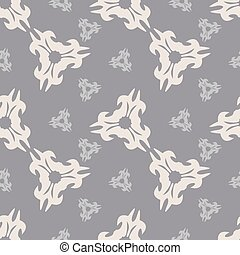 background with pattern in vintage style