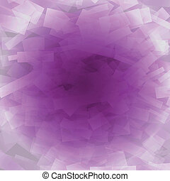 Background with purple rectangles