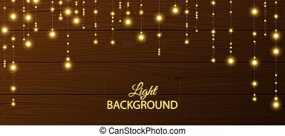 background-with-shiny-lightbulbs