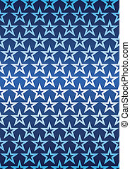 background with stars. Vector illustration