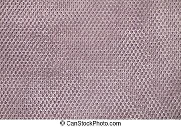 texture of sacking