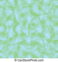 Background with triangle.