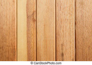 Background wood panels are vertical alignment