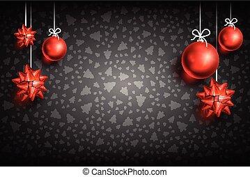 background2-01, ボール, 装飾, クリスマス