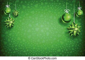 background2-03, ボール, 装飾, クリスマス