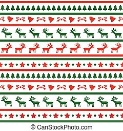 background22, seamless, kerstmis