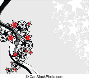 background4, étoile