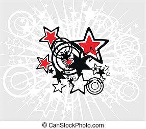 background5, étoile