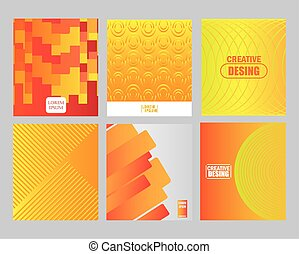 backgrounds gold tone bright shapes abstract textile patterns