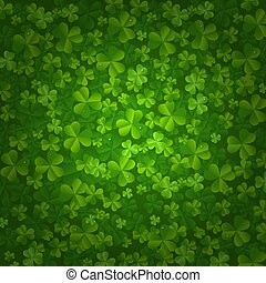 Backgrounds With Clovers